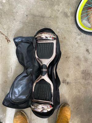 Chrome hoverboard for Sale in Richmond, VA