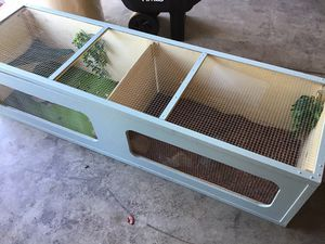 Custom made reptile animal cage for Sale in Lancaster, OH