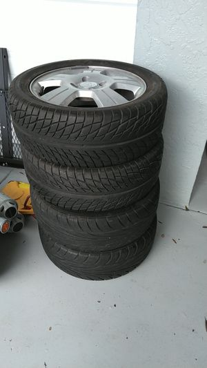 4 tires off Ford focus for Sale in Tampa, FL