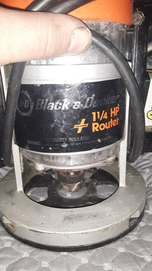 Router 1/4hp for Sale in Anaheim, CA