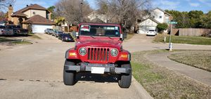 2001 jeep wrangler for Sale in Cedar Hill, TX