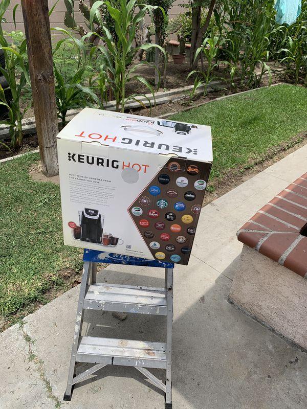 Keurig Hot 2.0 k2000 Plus Series