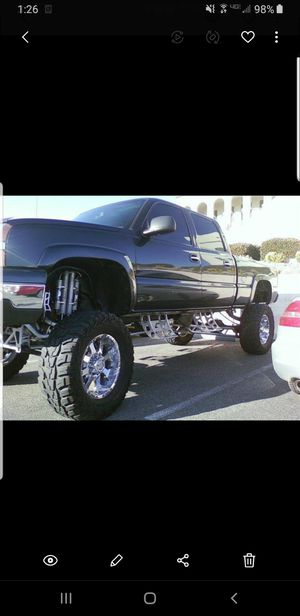 Big lifted 2003 1500 HD 118k mi A must see for Sale in Riverside, CA