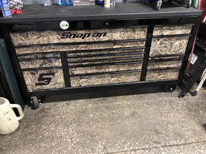 Snap-on tool box for Sale in Austin, TX