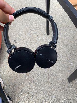 Sony headphones for Sale in Westwood, NJ