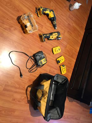 Drywall gun and multitude w/ more for Sale in Richmond, CA