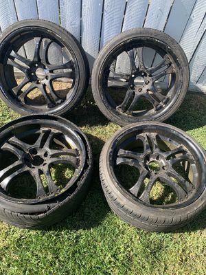 20 inch wheels for Sale in Ontario, CA