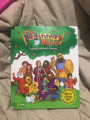 Beginner's Bible for Sale in Beaverton, OR
