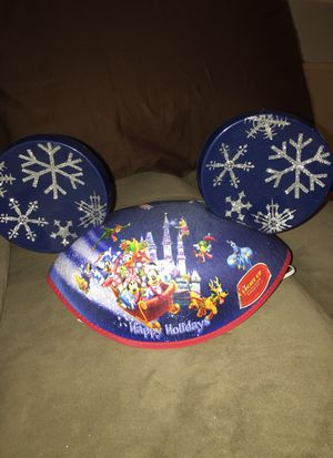 Mickey Mouse Holiday ears for Sale in Houston, TX