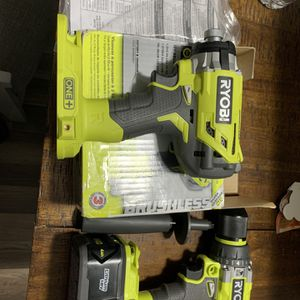RYOBI Hammer Drill And Impact for Sale in Brockton, MA