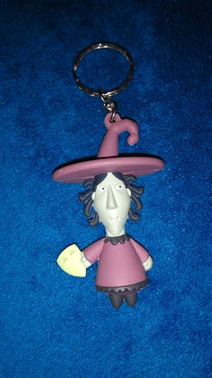 Nightmare before Christmas witch keychain for Sale in YSLETA SUR, TX