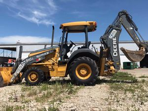 2011 John Deere Backhoe 4WD 310J for Sale in Garland, TX