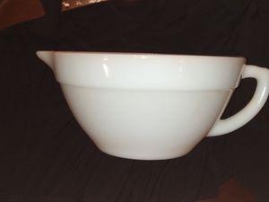 Antique milk glass measuring cup for Sale in Las Vegas, NV