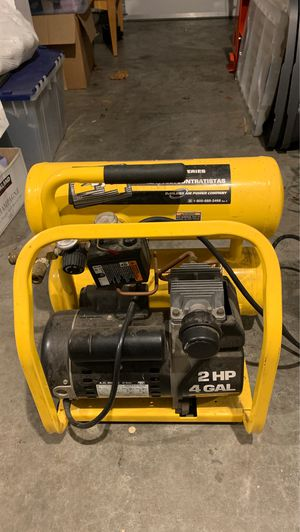 Air compressor for Sale in Bothell, WA