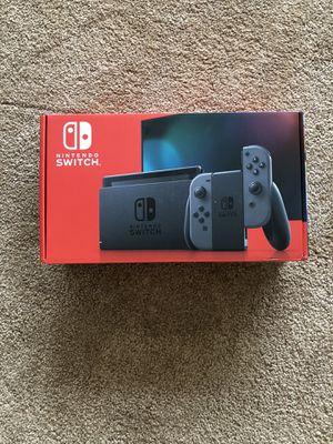 Nintendo Switch Grey for Sale in Canonsburg, PA