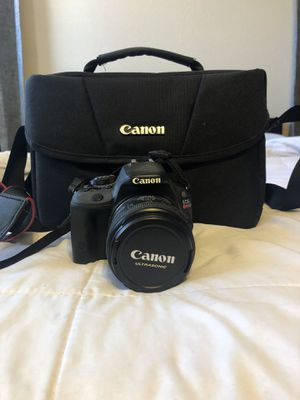 Canon Rebel SL1 - with assorted lenses for Sale in Vallejo, CA