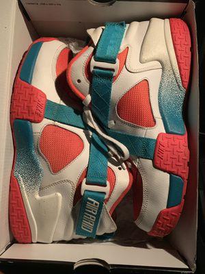 Nike Air raid Tim Hardaway South Beach still very fresh for Sale in Washington, DC