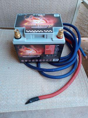 Amplifier battery for Sale in Mesa, AZ