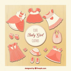 Baby girl clothes from nb- 3-6 months for Sale in Miami Gardens, FL