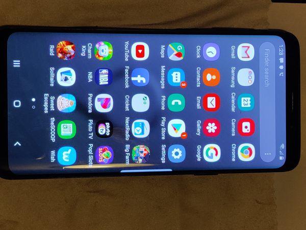 Unlocked Samsung Galaxy S9 Android Smartphone
