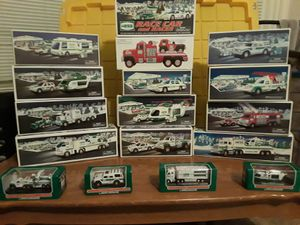 Hess collectible toy trucks for Sale in Philadelphia, PA