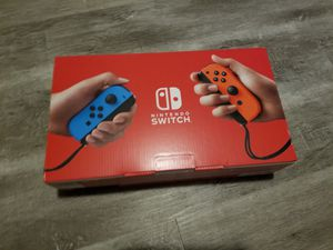 Nintendo switch, brand new, never opened for Sale in Davie, FL