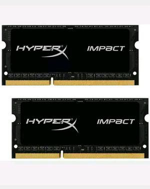 HyperX HX424S14IB2K2/16 16GB Laptop RAM for Sale in Ripon, CA