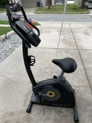 Golds gym exercise bike. Cycle trainer model # ggex61615.2 for Sale in Spring Hill, FL