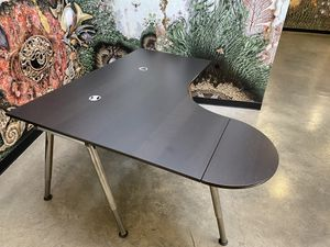 IKEA Bekant Desk with Extender and Protector! for Sale in Alhambra, CA