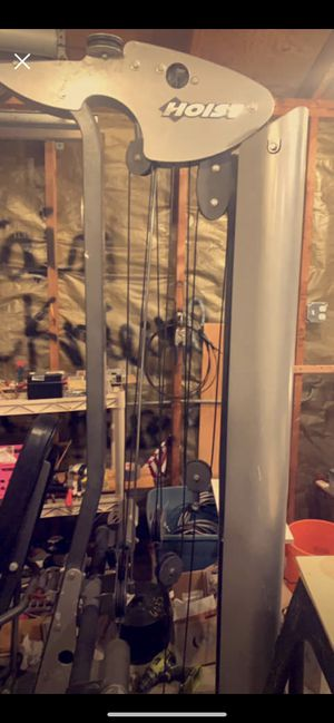 Used HOIST V2 HOME GYM. for Sale in Oak Lawn, IL
