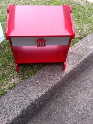 Small stand with drawer 12 H12 W for Sale in Alexandria, VA