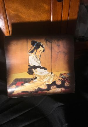 Antique Chinese Makeup Box for Sale in Denver, CO