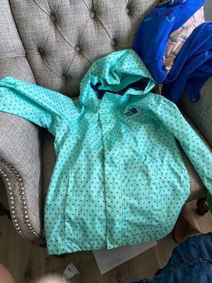 Northface rain jacket size 10/12 for Sale in Los Alamitos, CA