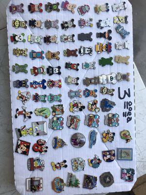 Original Disney pins for Sale in Lynwood, CA