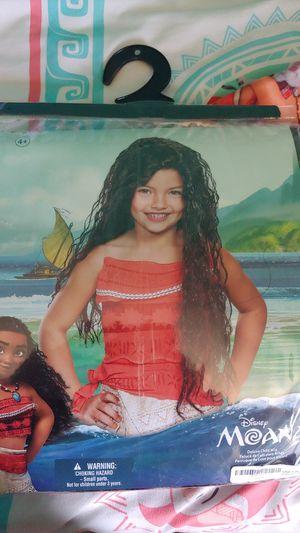 Moana wig for Sale in Norwalk, CA