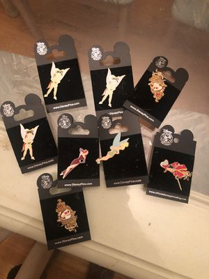 Disney collectible pins for Sale in San Diego, CA