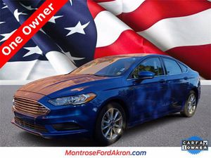 2017 Ford Fusion for Sale in Sheffield, OH