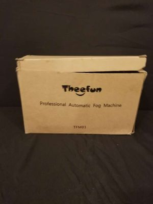 Professional Fog Machine TFM01 for Sale in LaGrange, OH