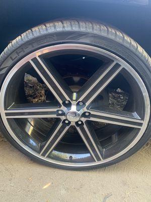 26 inch IROC rims for Sale in Riverside, CA