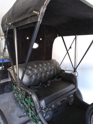 Absolutely Gorgeous Custom Carriage for Sale in New Orleans, LA