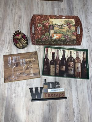 Wine Home Decor for Sale in Purcellville, VA