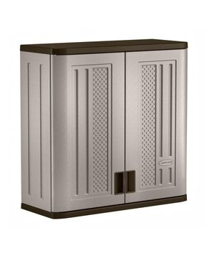 1 Shelf Wall Mounted Cabinet Storage for Sale in Houston, TX