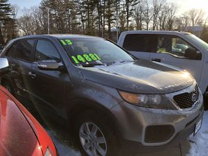 2013 Kia Sorento LX for Sale in Natick, MA