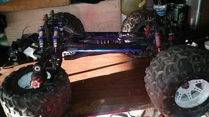 Rc Traxxas t maxx parts only for Sale in Sacramento, CA