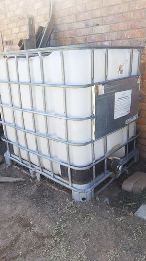 Water container for Sale in Lubbock, TX