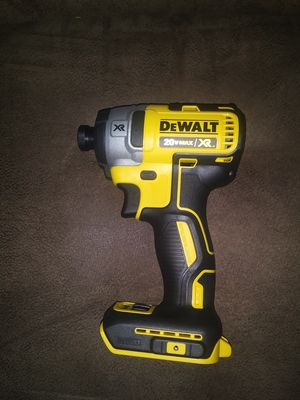 Dewalt xr brushless impact drill tool only for Sale in Garner, NC