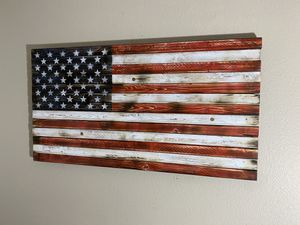 Rustic wooden flag for Sale in Temecula, CA