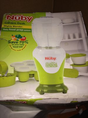 Nuby Mighty Blender for Sale in Baltimore, MD