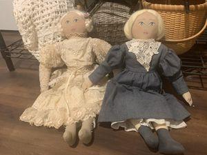 Handmade dolls for Sale in Marietta, GA