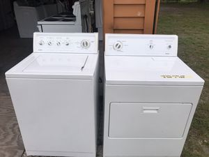 Kenmore washer and dryer set for Sale in Winter Haven, FL